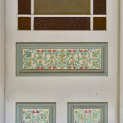 Stained Glass?and floral!