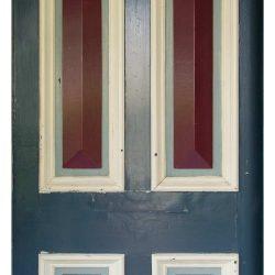 A man's door!