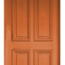 The Orange Door