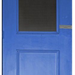 The Blue Screen Door