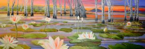 Outdoor-Murals-for-Gardens-by The Mural Shop