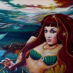 The Mermaid Mural
