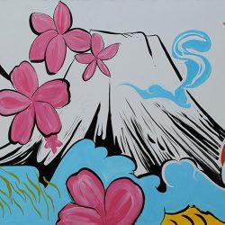 Fuji Graffiti