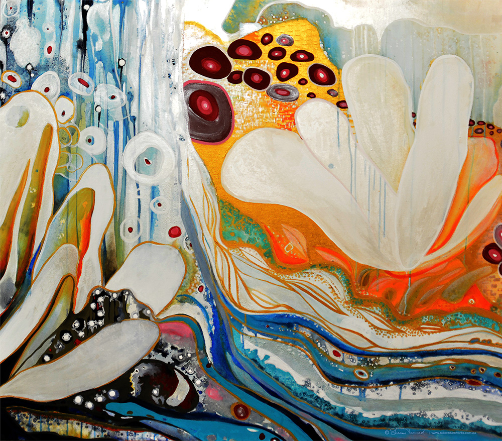 Printed Splashback Mural Art by The Mural Shop