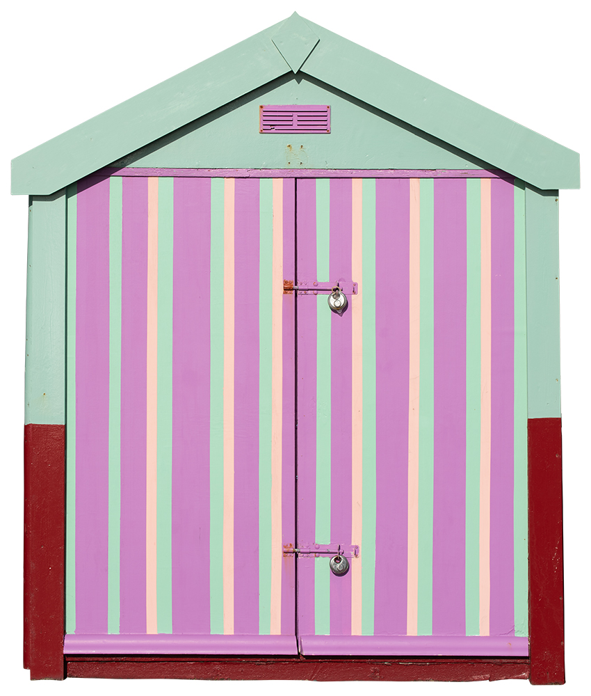 B27_beach_hut_dementia_door_wraps_by-Sharron-Tancred_#The-Mural_#Shop