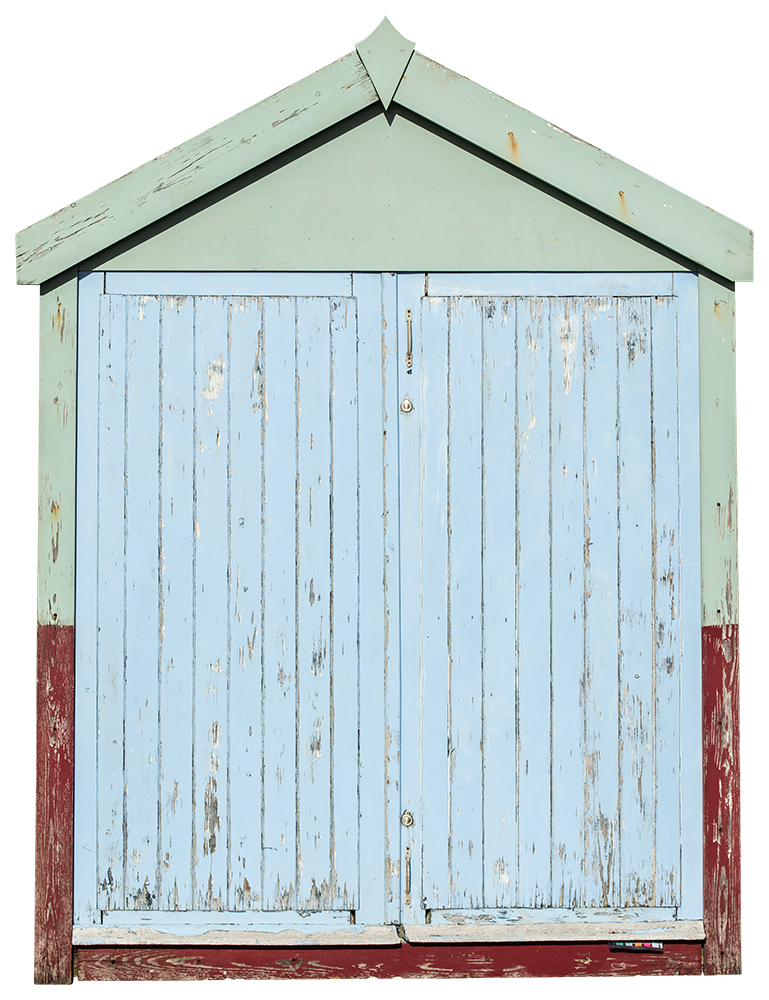 B29_beach_hut_dementia_door_wraps_by-Sharron-Tancred_#The-Mural_#Shop
