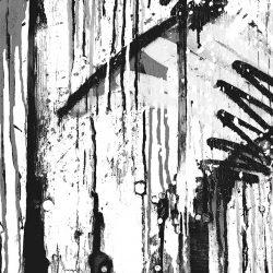 Grunge Life- Monochrome
