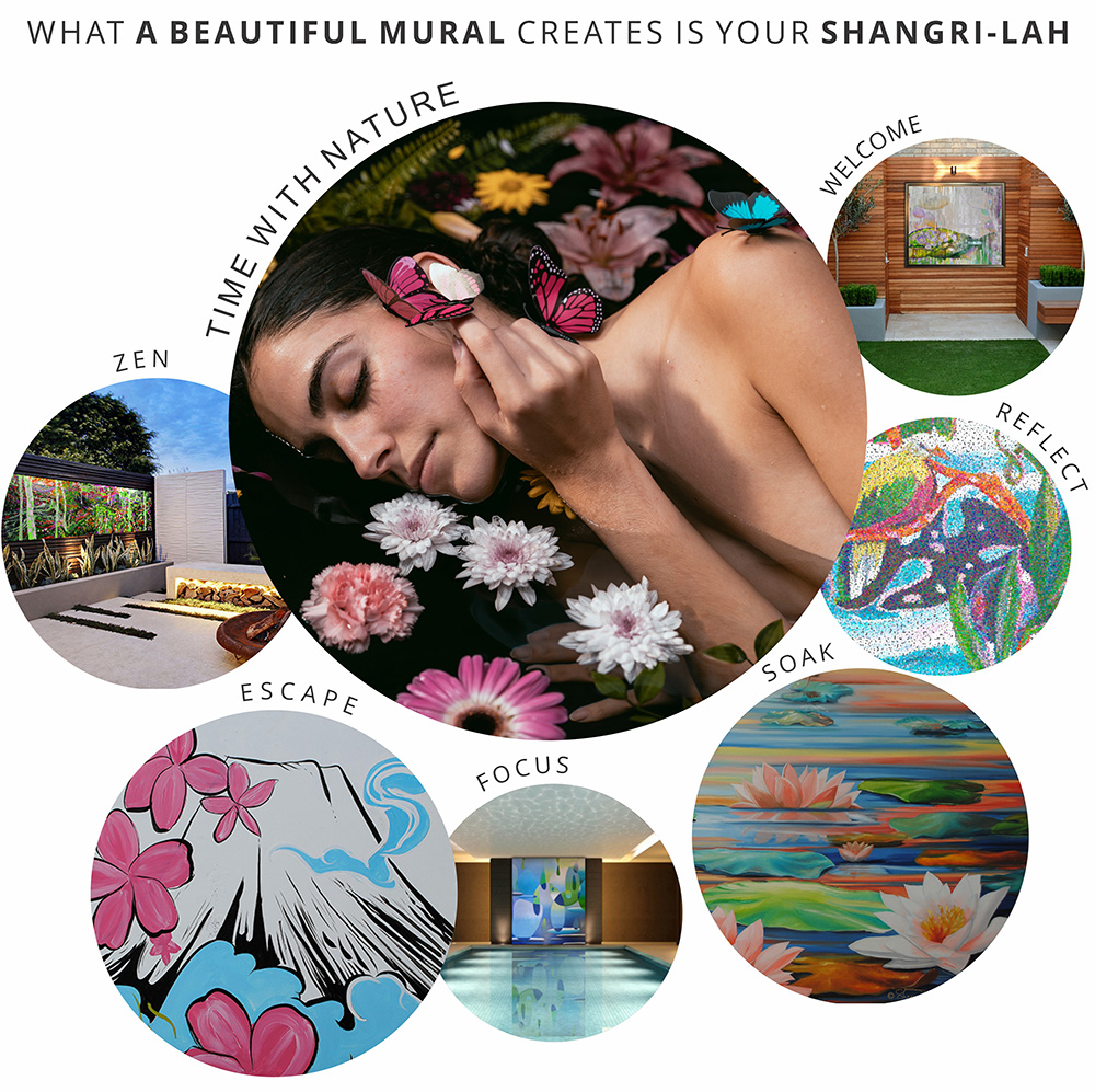 What_Australian_made_outdoor_Art_ does_as pool_wall_art_ideas is create_your_Shangri-lah_by-Sharron-Tancred-The_Mural_Shop