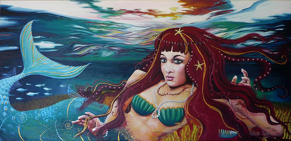 AM43-I-Dream-A-Mermaid-Mosaic-Mural-by-Sharron-Tancred-The-Mural-Shop