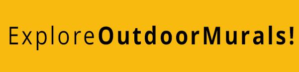 explore outdoor murals