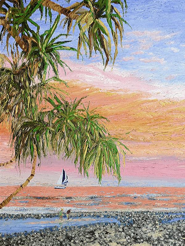 Figurative Beach Theme