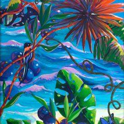Toucan Paradise Right