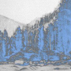 Portrait of Kate Fischer Alpine Blue