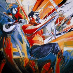 Freddie Mercury Rocks