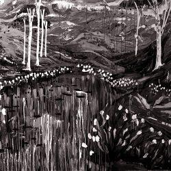 Norman Creek Midnight Charcoal