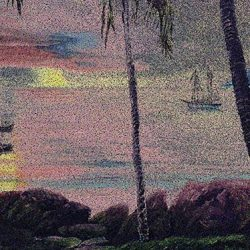 Pacific Reflections Sunset